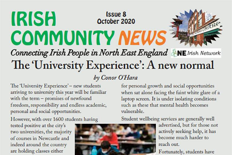Irish Community News
