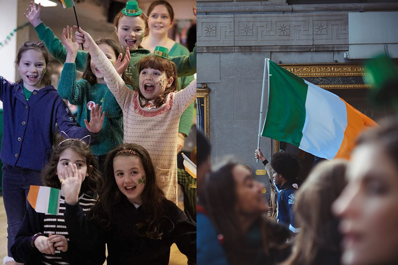 Tell the 2021 Census… I Have Irish Roots!